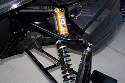 Ohlin TTX Shocks
